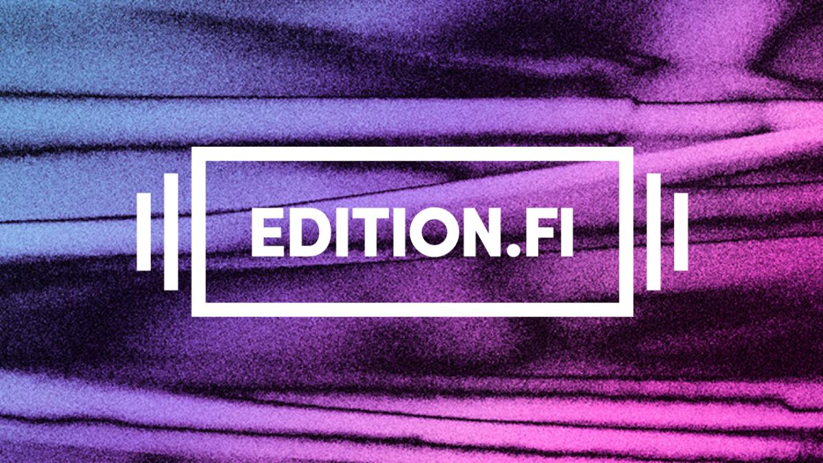 Edition.fi-palvelun logo.